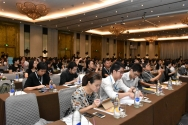 ภาพงานประชุม Update on Pediatric infectious diseases 2017